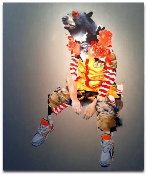 JORAM ROUKES, SHOW PRESENTED BY CAVE GALLERY LOS ANGELES REVIEW