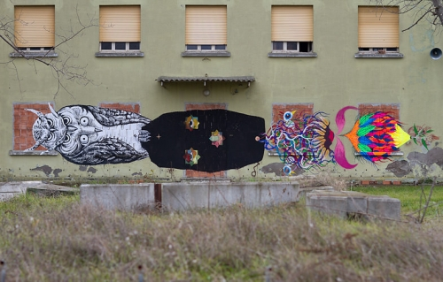 "BASIK X ZAMOC X GOLA, ""SUMMER CAMP"" AT RIMINI, ITALY"