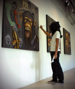 """Lost in the Punchline """"Ape"""""""