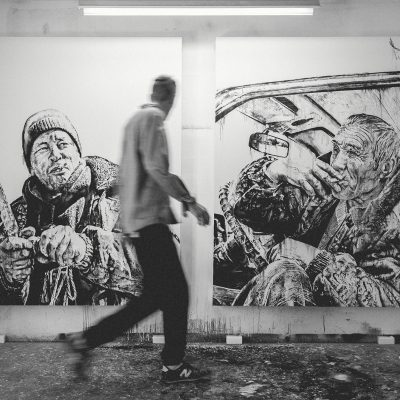 """Hendrik Beikirch, """"Treasures"""" Solo Show at Galerie Droste Wuppertal"""
